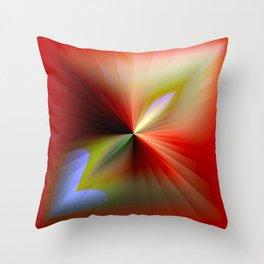 Blue Heart Energy - HS Series Throw Pillow