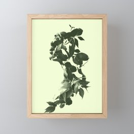 Maria Bloom Framed Mini Art Print