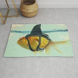 Goldfish Rugs | Society6