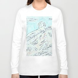 Moon Energy Long Sleeve T-shirt