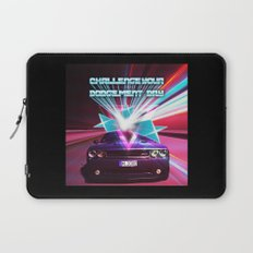 Challenge your Dodgement Day Laptop Sleeve