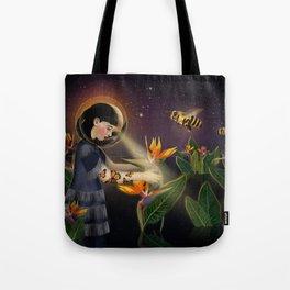 Oblivion: Anthophila lV Tote Bag