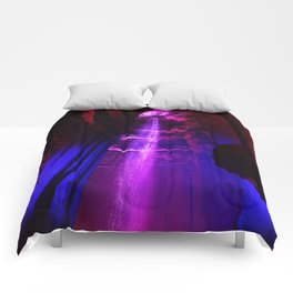 Colorful Falls Comforters