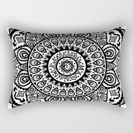Manadala Rectangular Pillow