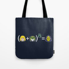 He-Math Tote Bag