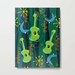 Music Was In The Air Metal Print