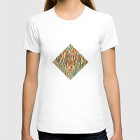 hippy T-shirts featuring Hippy Style by thinschi