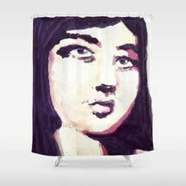 Portrait 116 Shower Curtain
