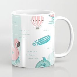 Summer pattern Coffee Mug