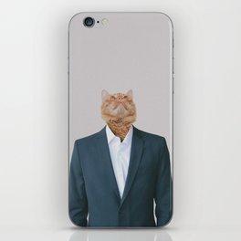 Business Cat iPhone Skin