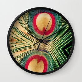 Reflection Of Nature Wall Clock