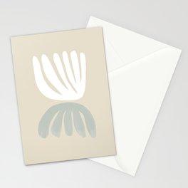 Botanical Mirror Sage Stationery Cards