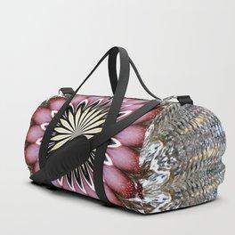 MAGENTA MANDALA Duffle Bag