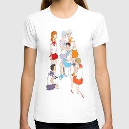 Happy Birthday Shinji Ikari T-shirt
