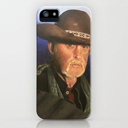 Uncle iPhone Case