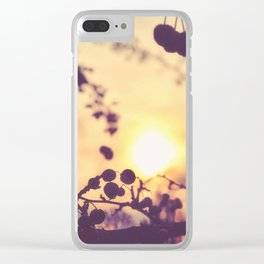 God is All Clear iPhone Case