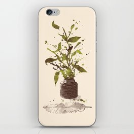 A Writer's Ink iPhone Skin