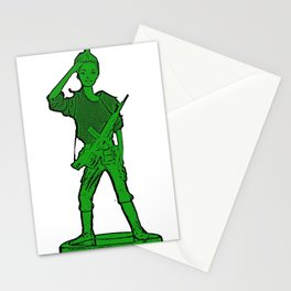 Barbie Toy Soldier Girl! Cool Barbie/Army Pop Art! Stationery Cards