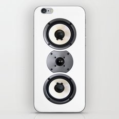 Speaker iPhone & iPod Skin