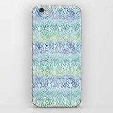 Sea Scallop Pattern iPhone & iPod Skin