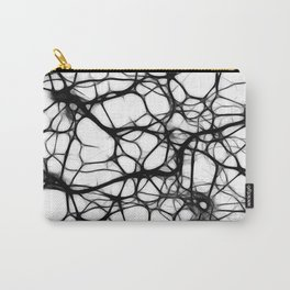 Black neurons Carry-All Pouch