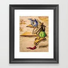 ZST Framed Art Print