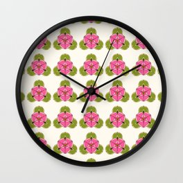 Liriodendron Wall Clock