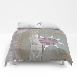 Turk In The Altogether Flowers  ID:16165-065856-95341 Comforters