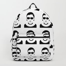Notorious RBG Ruth Bader Ginsburg Backpack