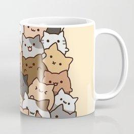 Full Cats Coffee Mug