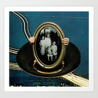 Unknown Framed Object Art Print