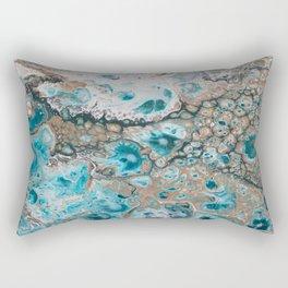 Beach Shallows 4 Rectangular Pillow