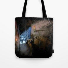 Castlevania: Vampire Variations- Hall Tote Bag