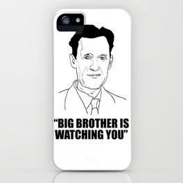 Orwell iPhone Case