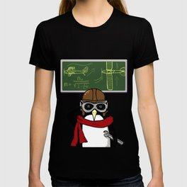Little Penguin, Big Plans T-shirt