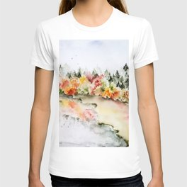 Autumn reflexions T-shirt