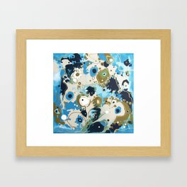 Brevity Framed Art Print