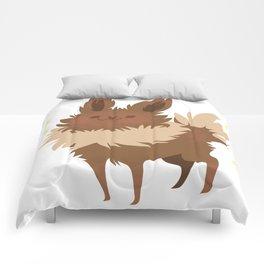 Jolteon Comforters