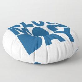 Boring Monday Floor Pillow