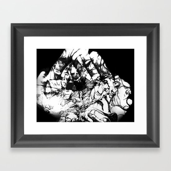 The Surreal Framed Art Print