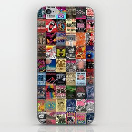The Wall Concert Posters iPhone Skin