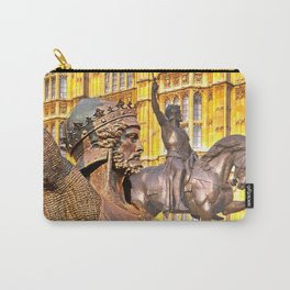 King Richard The Lion-Heart Carry-All Pouch