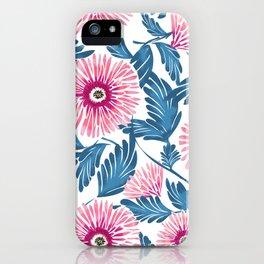 Gerbera Bloom iPhone Case
