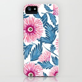 Gerbera Bloom iPhone Case