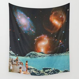 I Hope To Be Around Wall Tapestry