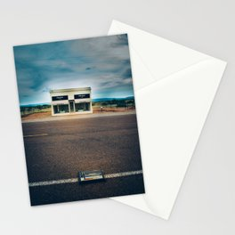 808: Found Objects Stationery Cards