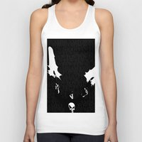 punisher Tank Tops featuring The Punisher by Rob O'Connor