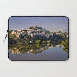 Dusk at Mertola, Portugal Laptop Sleeve