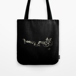 Deep pleasure Tote Bag