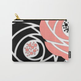 Abstract Roses 2 Carry-All Pouch